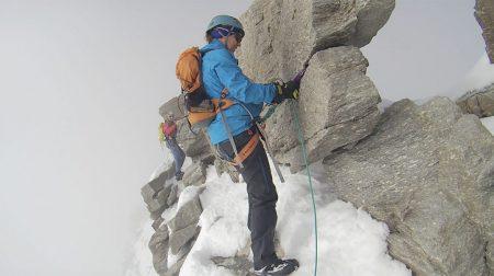 Sommet du Grand Paradis (4 061 m)